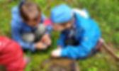 Waldtag Erforschen und Entdecken
