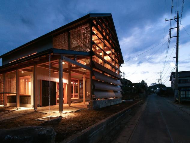 筑西の住宅
