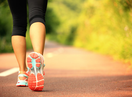 Making Your Walk a Workout