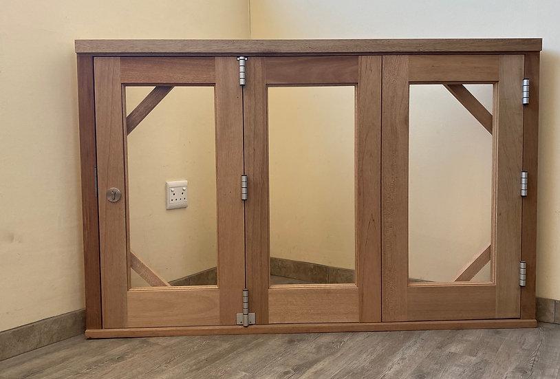 Foldaway Window