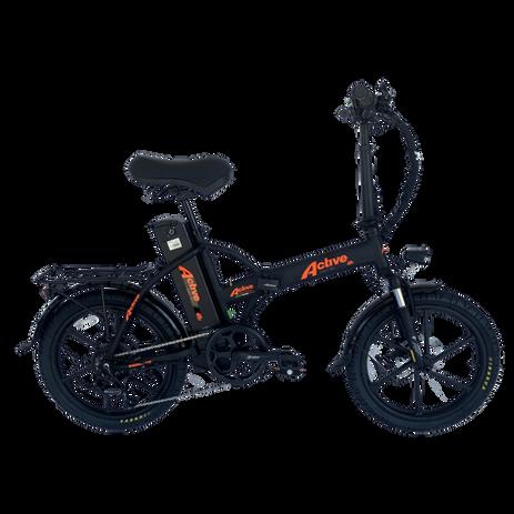 Active Bicycle Orange 48V 13.8AM Magnesium