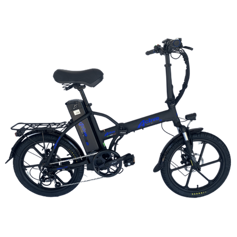 Active Bicycle Blue 48V 13.8AM Magnesium