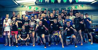 Castlegar Muay Thai galway