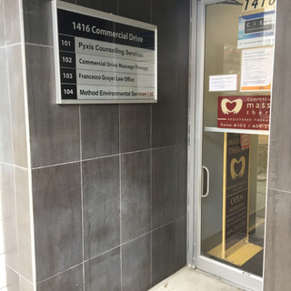 1 Office Door with Counselling Sign.JPG