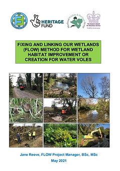 Wetland Management Template FLOW Project