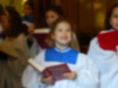 Maya Dubuc in Pageant Choir Robe - Nov 2