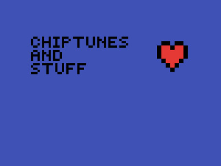 Chiptunes and stuff <3, Spotify, Deezer, Youtube playlist!
