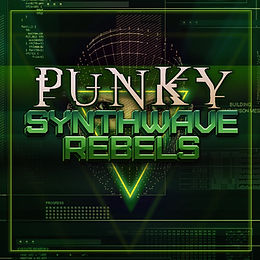 Punky Synthwave Rebels