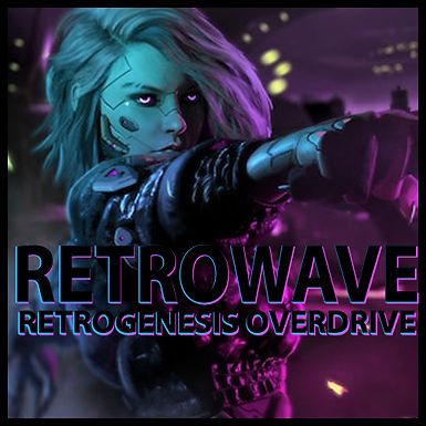 RetroWave: RetroGenesis Overdrive // Synthwave DarkSynth