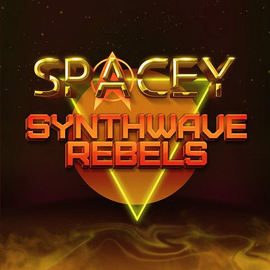 Spacey Synthwave Rebels