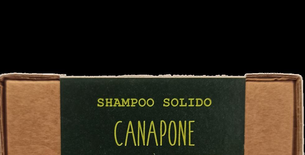 Shampoo Solido 100g Canapone