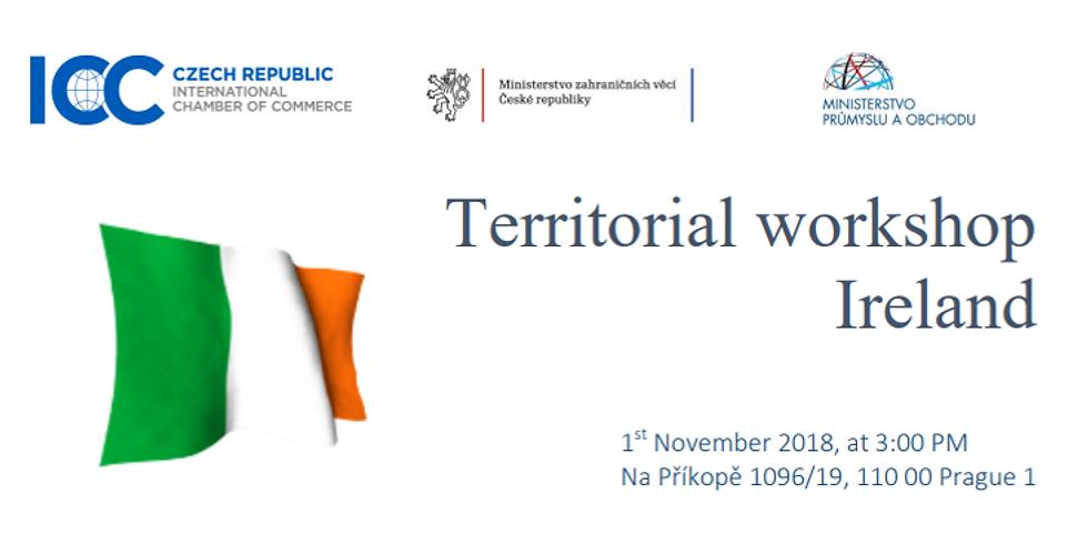 ICC Territorial Workshop Ireland