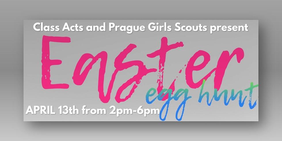 Easter Egg Hunt (the hunt starts at 15:30)