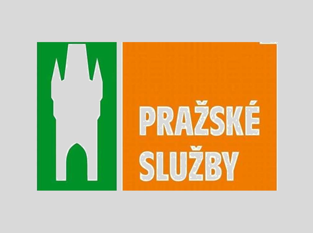Prazske sluzby logo