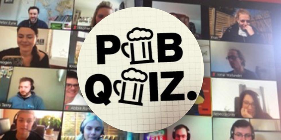 Irish Pub Quiz (online - every Monday at 19:30)