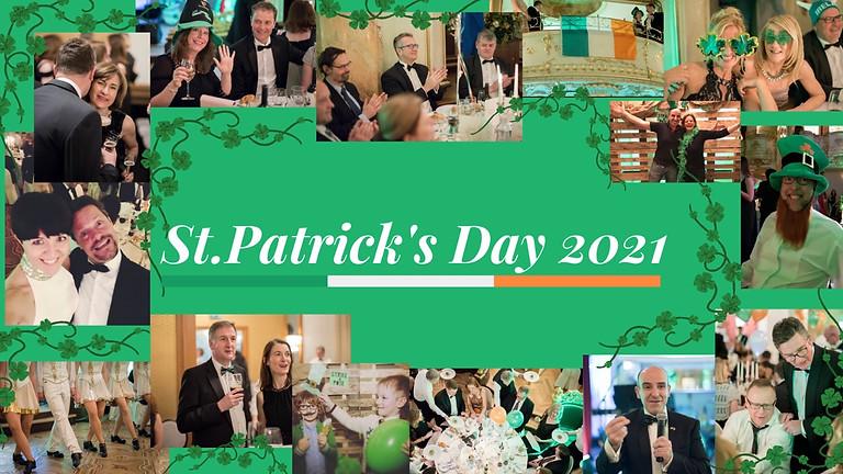 CIBCA St. Patrick's Day 2021