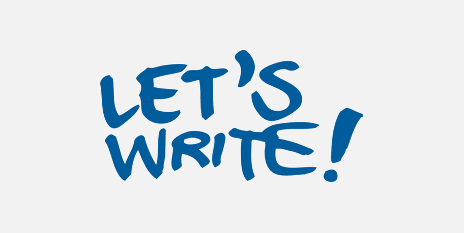 Let's Write! 2020 - Playwriting contest