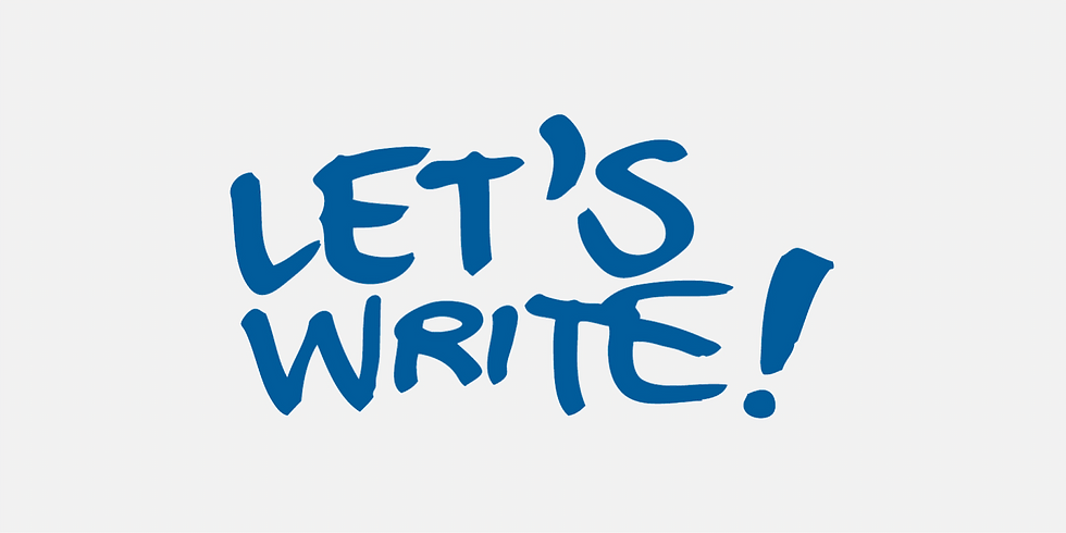 Let's Write! (1)