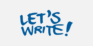 Let's Write! 2019/2020 - a playwriting contest