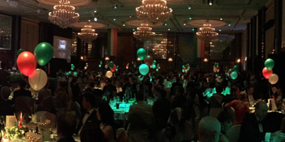 St. Patrick's Day Gala Dinner 2018