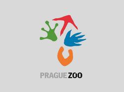 Prague Zoo logo