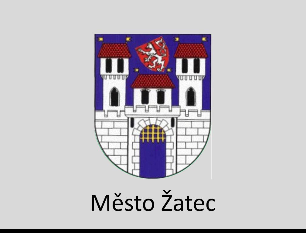 Mesto Zatec logo