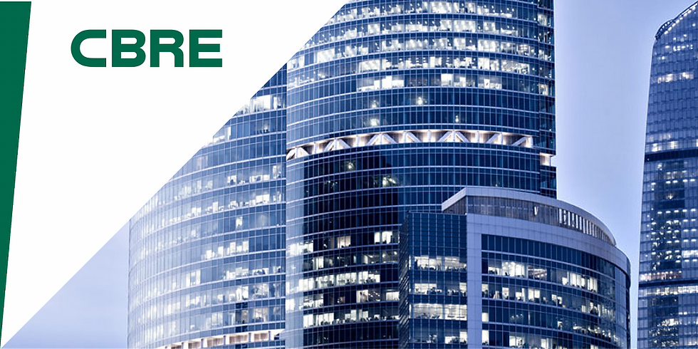 Business Event: Investing in Real-Estate hosted by CBRE