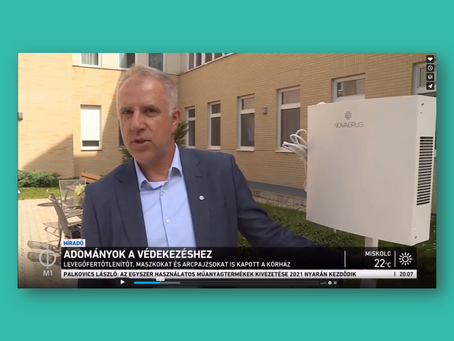 Bayer Hungaria Kft. supports social and medical institutions