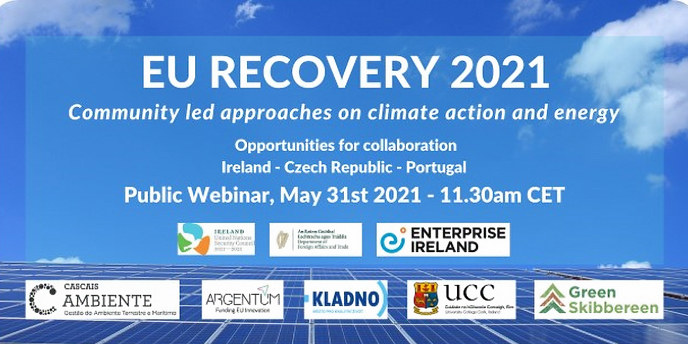 EU Recovery 2021: Community led approaches on climate action and energy