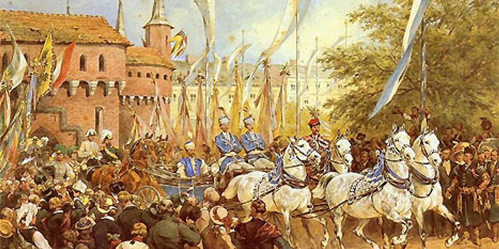"""Negotiating Pietas Austriaca: Irish Exiles in Habsburg Europe"" by Prof. Mícheál MacCraith"