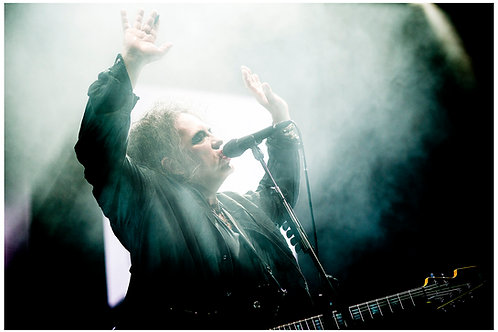THE CURE / 1