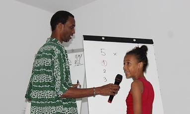 Symposium mathématiques africaines anyjart