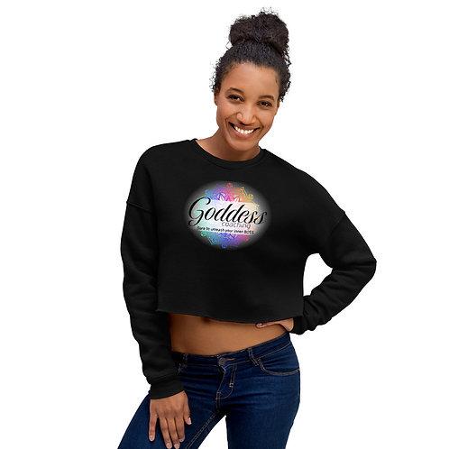 Goddess Crop Sweatshirt