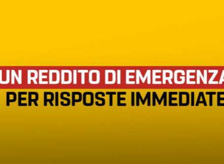Reddito di emergenza la REM