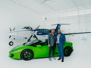 Private Member's Event: Cars, Aviation, and Libations