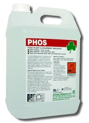Phos £11.71 for 5 Ltrs Food Plant Descaler