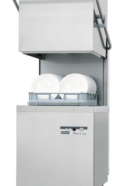 Amika 80XLD Passthrough commercial dishwasher