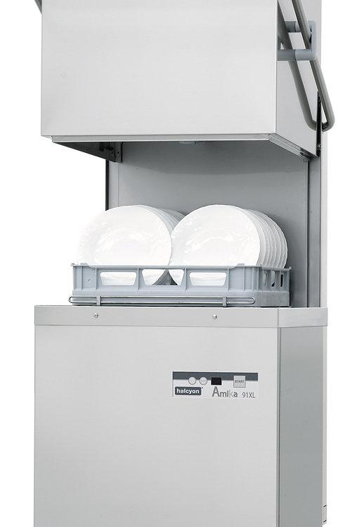 Amika 91XLBT Passthrough commercial dishwasher