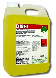 Dishi £8.49 for 5 Ltrs (also available in 10 Ltrs & 20 Ltrs) Machine Dishwash Detergent