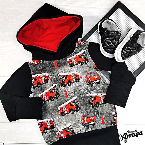Hoodies camion pompier