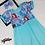 Thumbnail: Robe princesse écailles