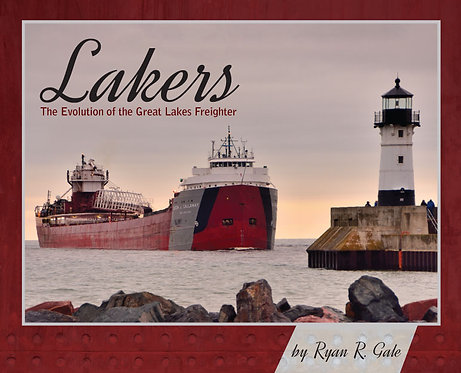 Lakers: The Evolution of the Great Lakes Freighter -- Quantity discount