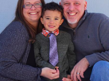 James and Christina - Hoping to Adopt