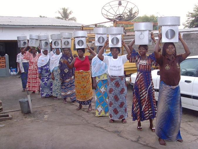 Vulgarisaton du Cuiseur Bois Ecologique au Togo (CBE)