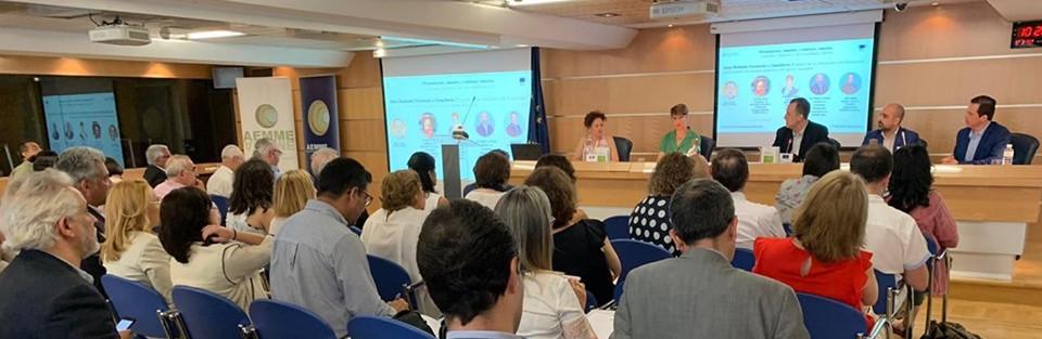 Congreso Micropymes en la Sede de la Unión Europa
