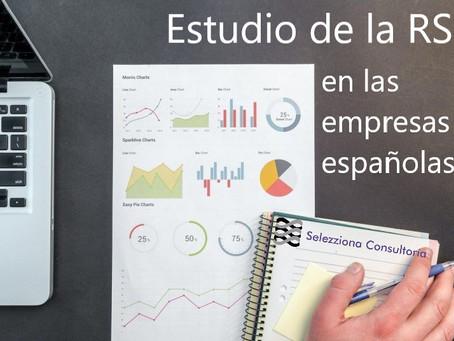 La Responsabilidad Social Empresarial, en las empresas españolas.
