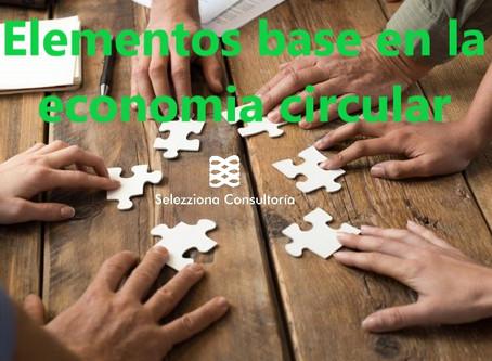 Elementos base en la economia circular