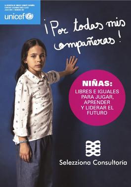 POR TODAS MIS COMPAÑERAS UNICEF