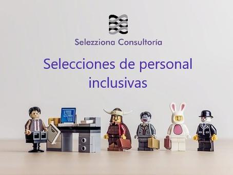Como integrar la diversidad en la selecciónes de personal.