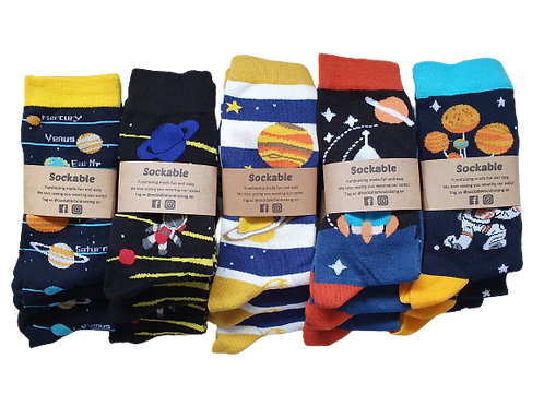 Outta Space Fundraising Pack -Medium/Large Mix